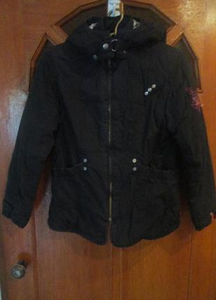 "Зимняя куртка для девочки. ""next"""
