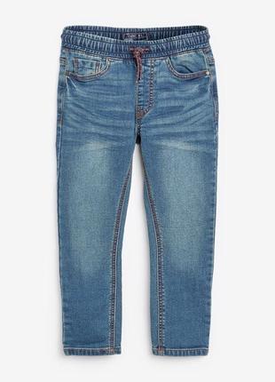 Трэндовые джинсы для мальчика хорошего качества бренд next великобритания