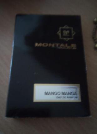 Montale mango .manga духи