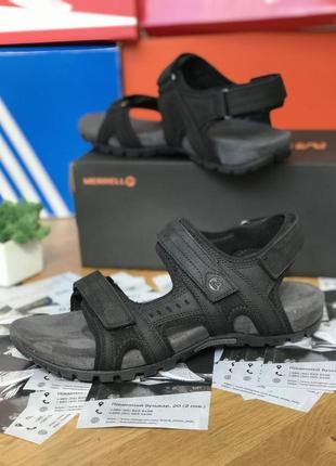 Мужские оригинальные сандали merrell sandspur lee backstrap j90493