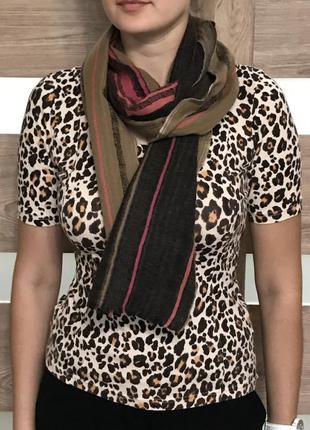 Шерстяной шарф kenzo