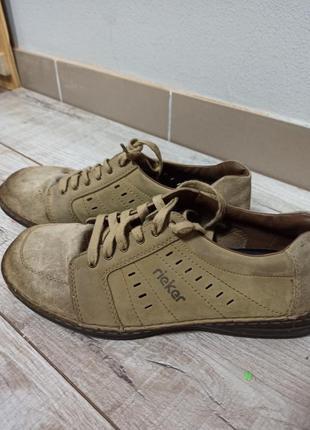 Туфли кросівки rieker