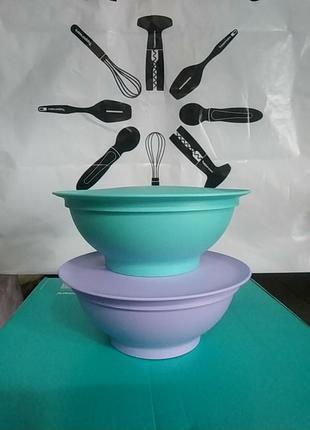 Салатницы tupperware