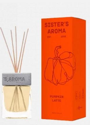 Аромадиффузор/аромат для дома pumpkin spice latte