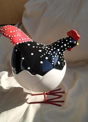 Курица фарфор пасха декор