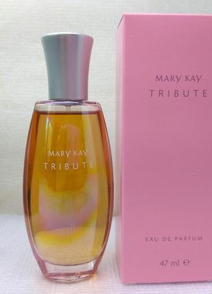 Mary kay tribute духи парфумерная вода мери кей мэри кэй трибют трибьют