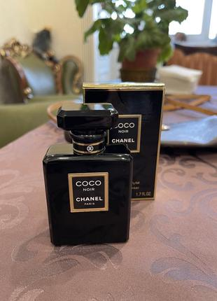 Chanel coco noir оригинал