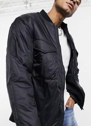 Бомбер asos новый куртка