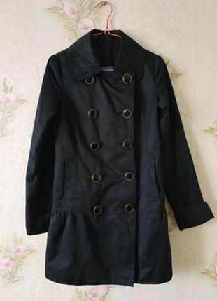 Лёгкое женское пальто пиджак витровка  new look
