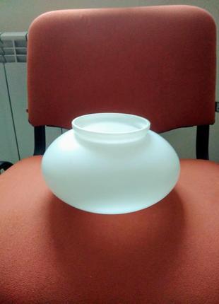 Запасной плафон для люстры --- диаметр 22 см