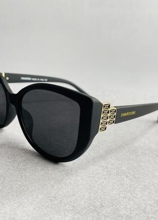 Солнцезащитные очки кошечки матовые