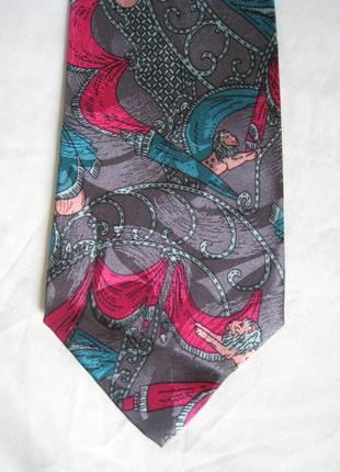 Шелковый галстук feliciani