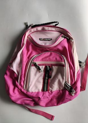 Рюкзак trairidge городской розово-малиновый