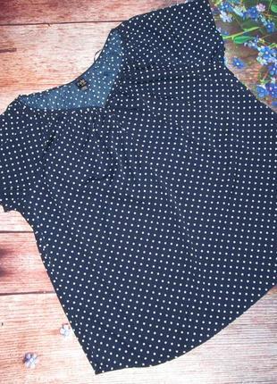 Милейшая блуза на пышные формы