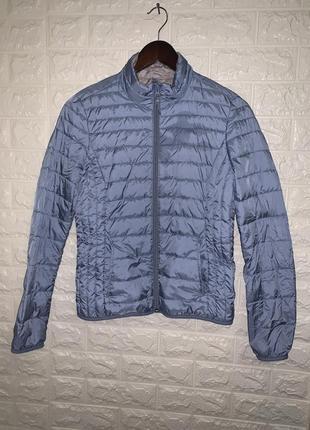 Тонкая и лёгкая пуховая курточка s.oliver
