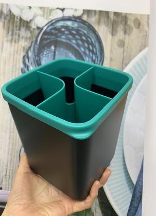 Подставка под кухонные приборы tupperware