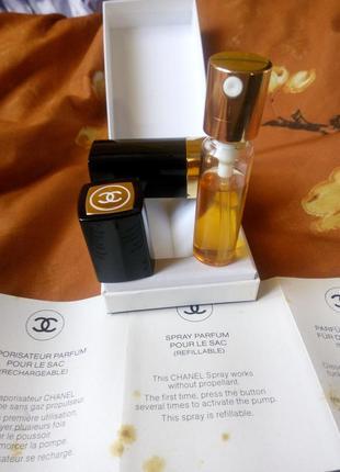 Chanel 5 духи винтаж, оригинал, кофр