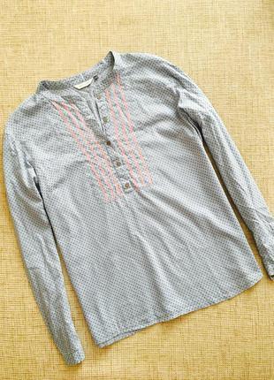 Рубашка очень лёгкая, 100% коттон