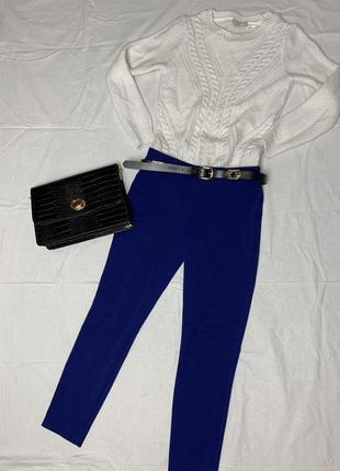 Синие брюки incity