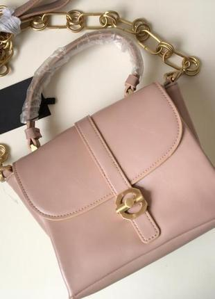 Шикарная сумочка zara