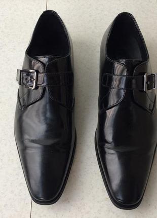 Туфли versace collection