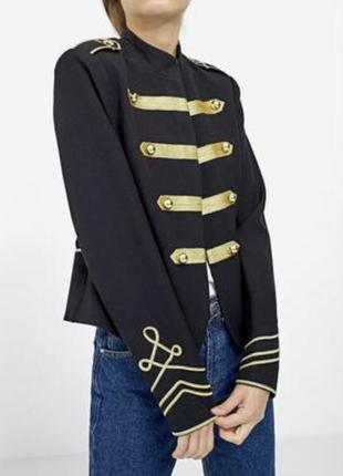 Гусарский пиджак