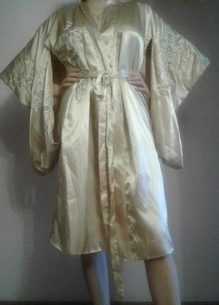 Шикарный халат кимано