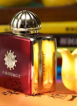 Amouage journey woman оригинал_eau de parfum 2 мл затест_парфюм.вода