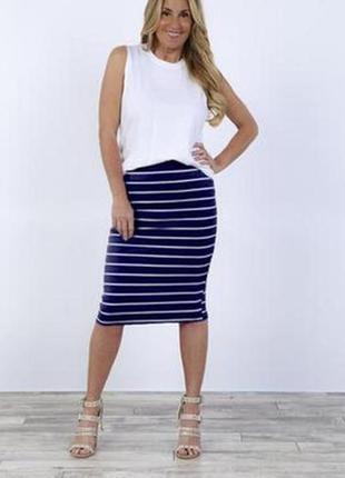 Женская юбка миди карандаш производство турция next