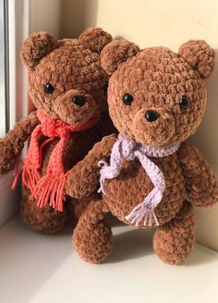Ведмедики. для маленьких рученят)