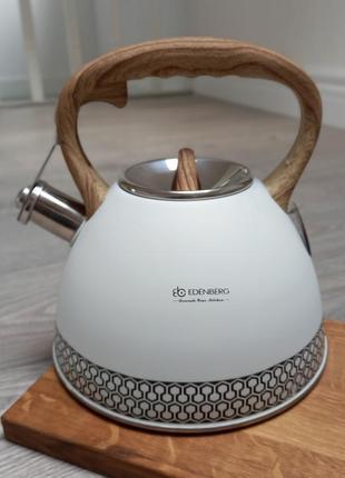 Чайник 3.0 л edenberg