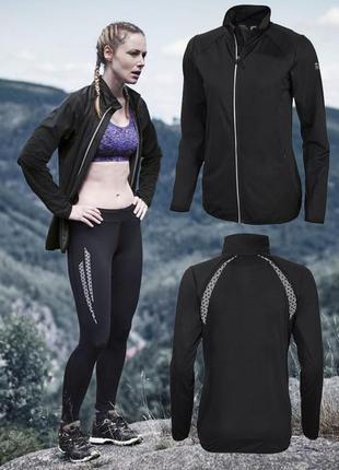 Куртка виндстопер, ветровка из мембранной ткани softshell от немецкого бренда