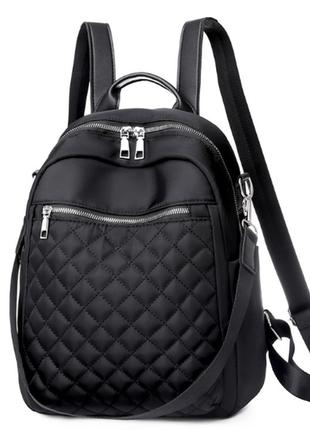 💥 классический женский рюкзак, нейлон 💥