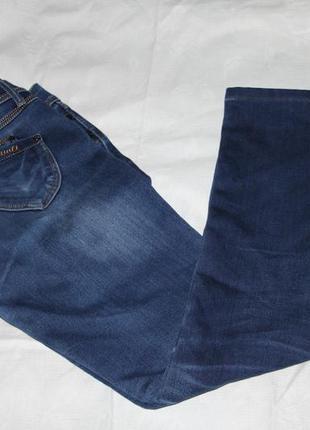 Утепленные фирменные джинсы revolt