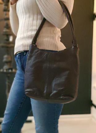 Debenhams сумка из натуральной кожи.