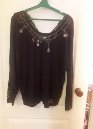 Шикаршая блуза