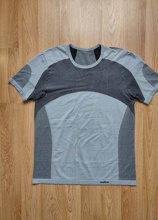Термо футболка odlo мужская футболка термобелье термофутболка м