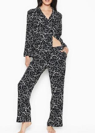Фланелевая пижама victorias secret оригинал