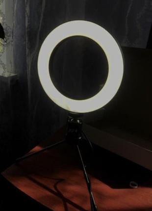 Led- лампа на тринозі