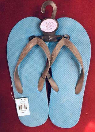 Мужские вьетнамки, пляжные шлепки, обувь для бассейна