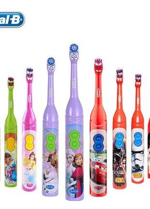 Дитяча електрична зубна щітка oral-b star wars usa. 90515077