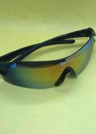 Велосипедные очки rockbros с дефектом