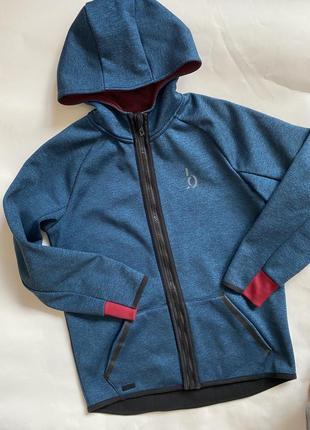 Кофта-куртка baker на мальчика 9-10лет