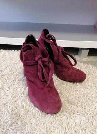 Шикарные туфли stifbut 37 в очень хорошем состоянии