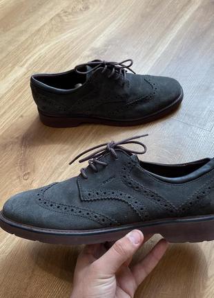 Оригинальные туфли geox respira garrett