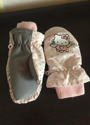 Рукавички дитячі, рукавиці