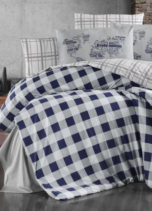 Турецька постільна білизна євро, полуторка, сімейний, комплекты постельного белья