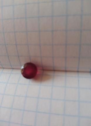 Рубин натуральный (не бижутерия) происхождение мадагаскар