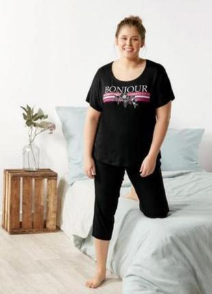 Отличная качественная пижамка  бренда esmara,