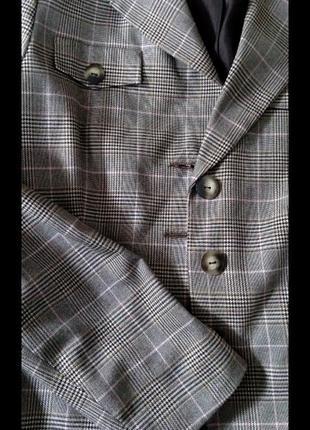 Пиджак  yessica клечатый,ну очень стильный!)4 фото
